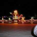 Spanish Fork Festival of Lights continues electrifying display for 24th year