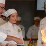 Turning up the heat: Peter Sproul cooks up experience at UVU