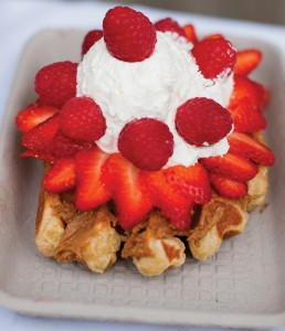 The food truck craze in Utah Valley exploded when Waffle Love warmed up the scene in 2012.