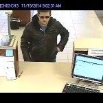 UV crime: Bank robbery, Grinch season, traffic strip