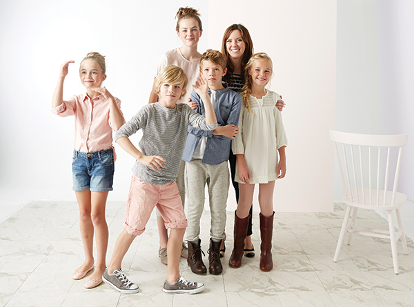 Nicole Hill Gerulat family