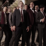 An early Christmas gift: BYU Vocal Point releases holiday music video