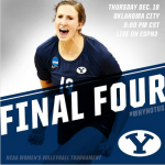 BYU women's volleyball: Killing it with #WhyNotUs