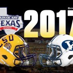 BYU football to knock helmets with LSU Tigers in 2017