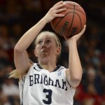 BYU women's basketball: Garfield out for the year