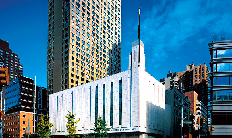 Manhattan LDS Mormon Temple