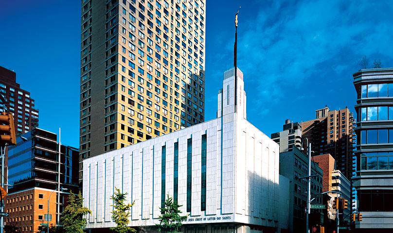 Manhattan LDS Mormon Temple