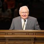 Elder L. Tom Perry dies at 92
