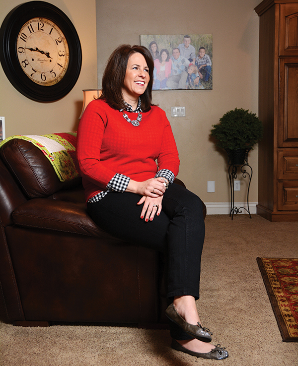 Stephanie Sobotka has recovered from a six-vessel bypass surgery with a renewed dedication to heart health and appreciation for family time. She was 39 when her hands curled and she couldn't swipe her cell phone. She was having a heart attack.