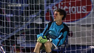 """""""Top Soccer Shootout Ever with Scott Sterling"""" was shot at the South Field of BYU during an all-night production schedule. Fans clamored to be extras in the crowd — some even flying in from out of state."""