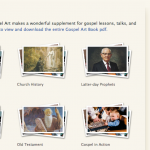 Gospel art guide: Where to get images for your lessons