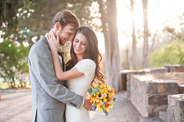 WARM HEARTS Mandalee Ficklin became Mrs. Mark Rosell on May 3, 2014. Look for their winsome Provo wedding in the 2015 issue of Utah Valley Bride.
