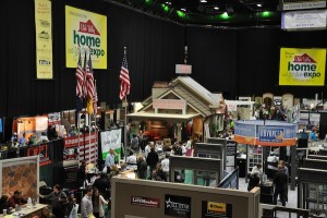 The Home and Garden Show  includes good food, exhibits from over 200 top home-oriented businesses, giveaways, play areas and more. (Photo courtesy Kendall Bennett
