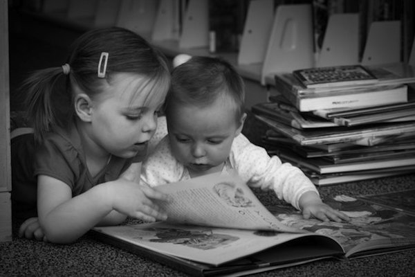 The Provo City Library holds Story Time on Tuesday, Wednesdays and Fridays. (Photo courtesy Provo City Library's Facebook Page)