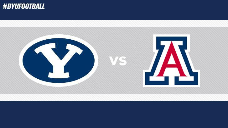 BYU announced chances to their games with Arizona Tuesday morning.