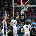 Cougars lose to Gonzaga in WCC Championship game, must await fate on Selection Sunday
