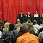 Tech10 competition at the Big Business and Technology Expo