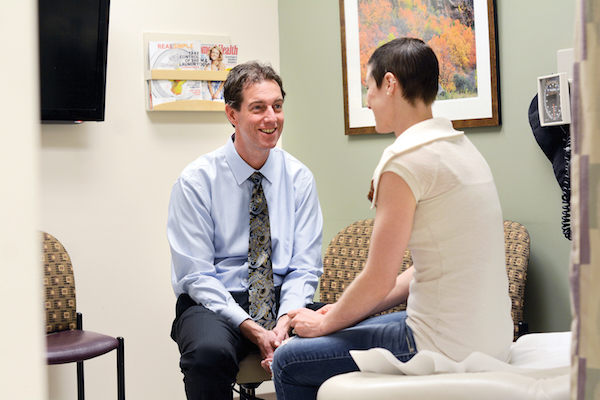 Dr. Jay Clark (above) is part of a newly accredited cooperative dedicated to providing the highest levels of treatment to local breast cancer patients.