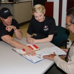 Elizabeth Smart joined Operation Underground Railroad on a mission