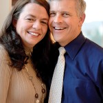 Happy Couples: Gig and Susan Griffith