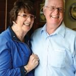 Happy Couples:  Doyle and Linda Hatfield