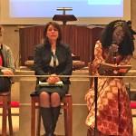 LDS women defend motherhood in standing-room only UN event