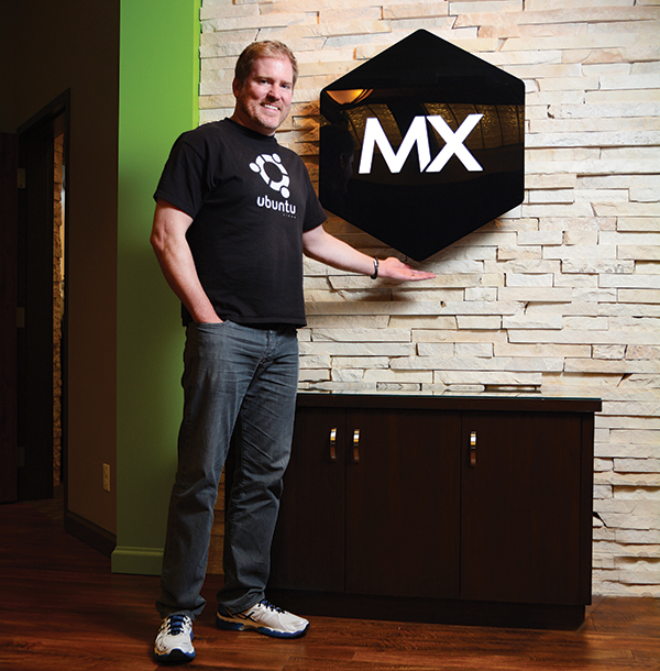 """A great CEO won't run a company unless he's obsessed with it,"" said Ryan Caldwell, CEO of MX."