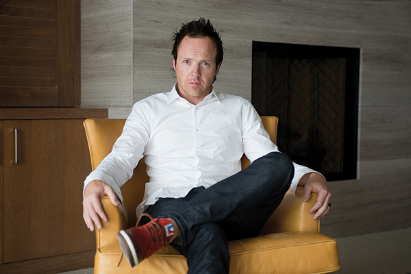 Ryan Smith, CEO of Qualtrics