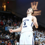 BYU Athletics 2014–15 highlight video off the mark