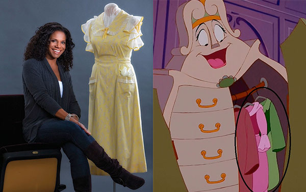 "Audra McDonald, who has performed at the Hale Center Theater in Orem, will play Garderobe in the Disney's live-action ""Beauty and the Beast."""