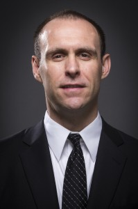 Chris Burgess is the newest assistant coach hired by UVU head men's basketball coach Mark Pope. (Photo courtesy UVU)