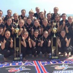 VIDEO: BYU Cougarettes use swag to claim two more NDA titles