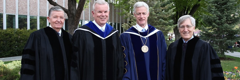 Graduation Speakers feature