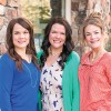 Christy Hepworth, Keri Evans and Lyndsey Ekstrom are the founders of Jamberry Nails, a direct sales company.