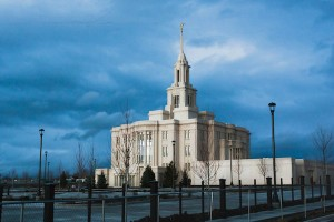 Payson Temple will hold an open house beginning on April 24 through May 23. (Photos courtesy Tausha Coates)