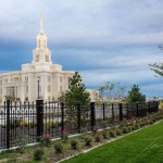 Spanish Fork woman writing LDS Payson Temple history book