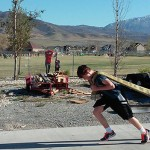 Got what it takes to workout with a firefighter?
