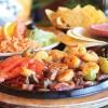 Los Hermanos' fajitas are a customer favorite.