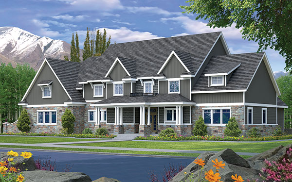 This is the last weekend to see the 2015 Utah Valley Parade of Homes. The Hadfield by RC Dent is in Mapleton.