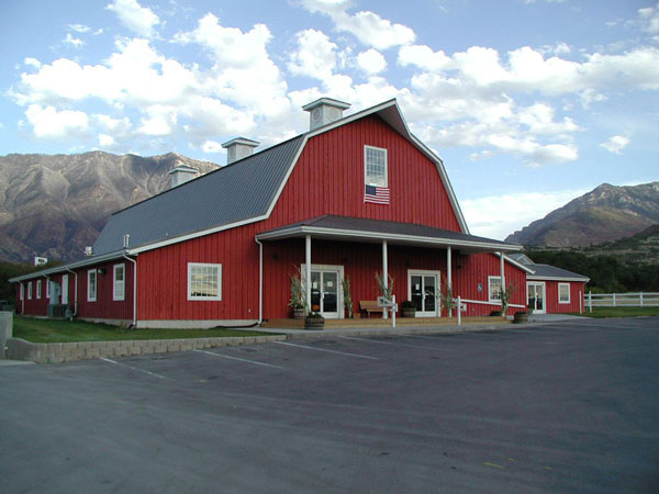 For a taste of classic Americana, visit The Red Barn in Santaquin this summer.