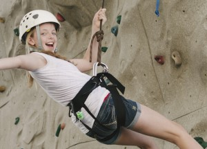 Rock Climbing feature