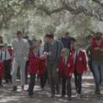 The All-American Boys Chorus joins BYU Vocal Point for Mother's Day music video