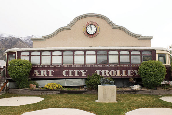 Art City Trolley Menu Prices and Locations in Springville, UT