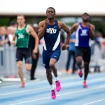 Shaquille Walker sprinting to higher goals after breaking school 800-meter record
