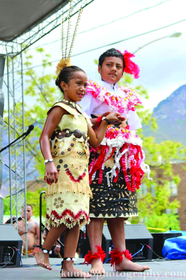 The 3-day Utah Pasifika Festival is happening in downtown Provo. (Photo courtesy Utah Pasifika Festival)