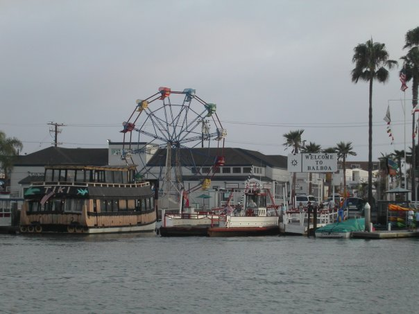 Enjoy a short, scenic ferry ride from Balboa Peninsula to Balboa Island in Newport Beach. (Photo by Christa Woodall)