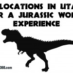 6 locations in Utah for a 'Jurassic World' experience