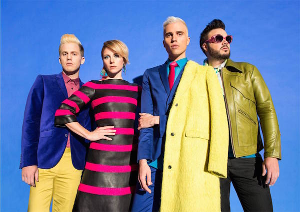 Neon Trees is headlining the Summer Bash event that will kick off summer.