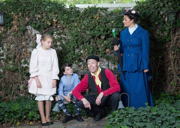 """Mary Poppins: The Broadway Musical"" opens the SCERA Shell Outdoor Season on June 4. (Photo courtesy SCERA)"