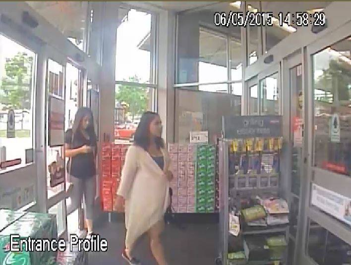 Provo police are asking for help to find these suspects who stole five different credit cards and purchased $3,700 in gift cards. (Photo courtesy Provo police)